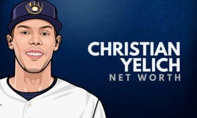Christian Yelich's Net Worth