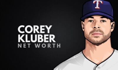 Corey Kluber's Net Worth