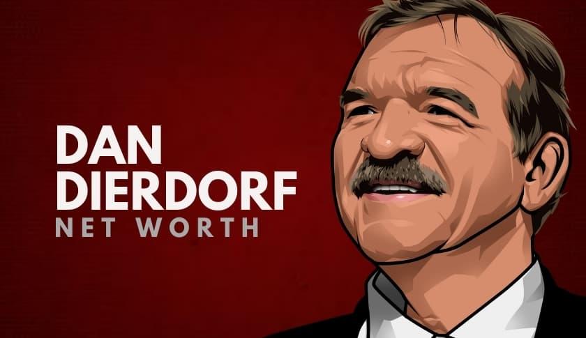 Dan Dierdorf Net Worth