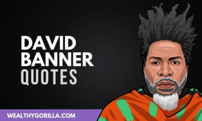 45 Highly Motivational David Banner Quotes