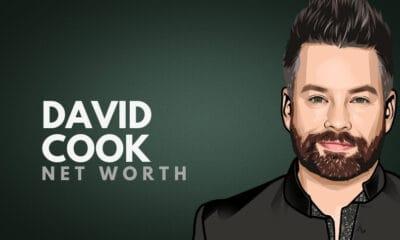 David Cook's Net Worth