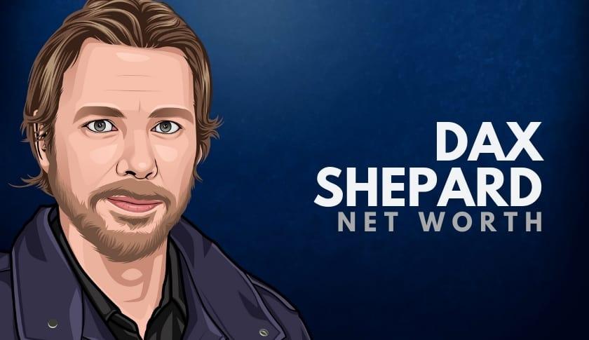 Dax Shepard Net Worth
