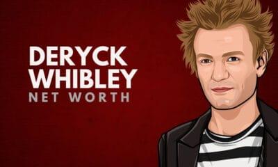 Deryck Whibley's Net Worth