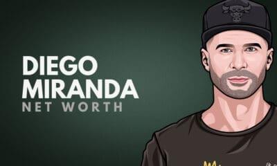 Diego Miranda's Net Worth