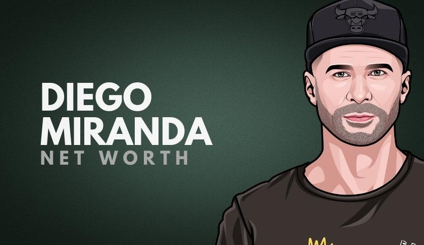 Diego Miranda Net Worth