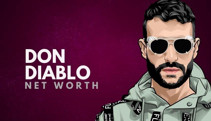Don Diablo Net Worth