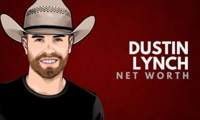 Dustin Lynch's Net Worth