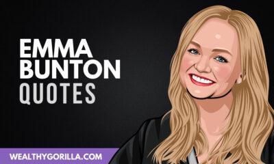 40 Inspiring Emma Bunton Quotes & Sayings
