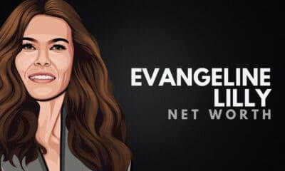 Evangeline Lilly's Net Worth
