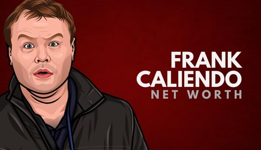 Frank Caliendo Net Worth