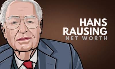Hans Rausing's Net Worth
