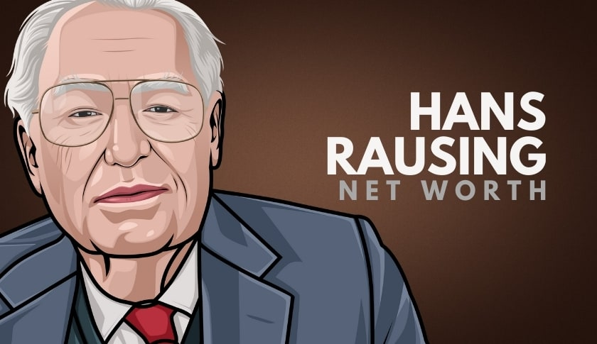 Hans Rausing Net Worth