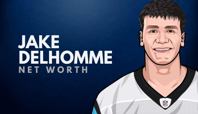 Jake Delhomme Net Worth