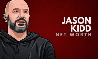 Jason Kidd's Net Worth