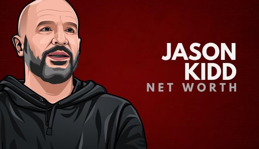 Jason Kidd Net Worth