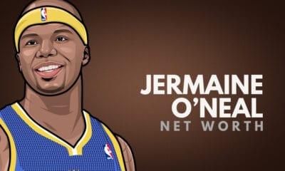 Jermaine O'Neal's Net Worth