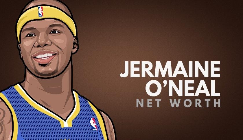 Jermaine O'Neal Net Worth