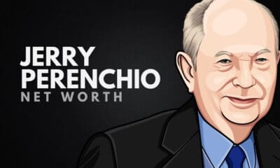 Jerry Perenchio's Net worth