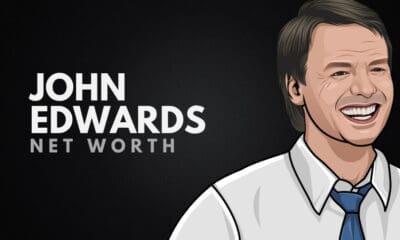 John Edwards' Net Worth