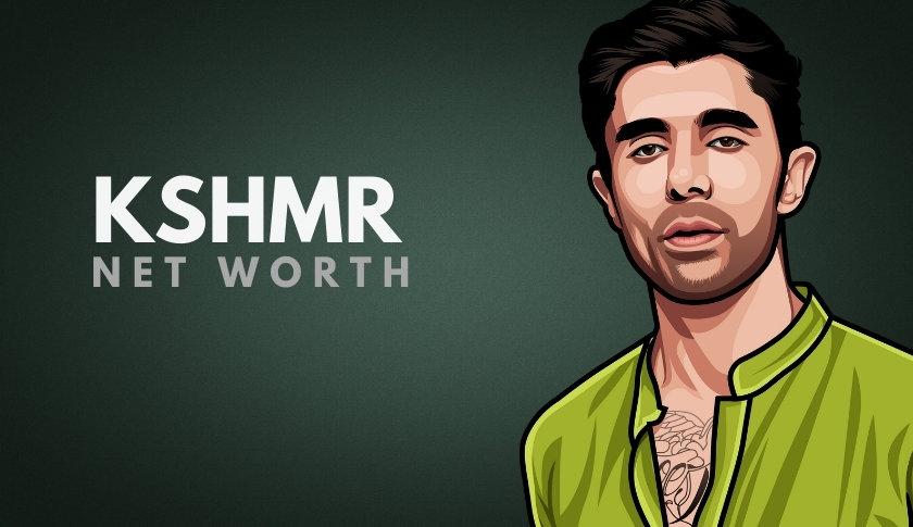 KSHMR Net Worth