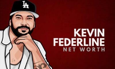 Kevin Federline's Net Worth
