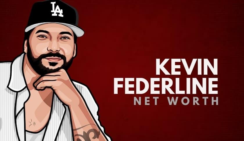 Kevin Federline Net Worth