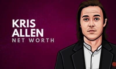 Kris Allen's Net Worth
