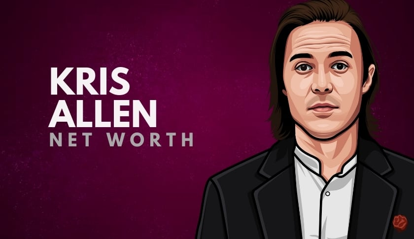 Kris Allen Net Worth