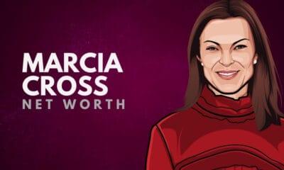 Marcia Cross' Net Worth