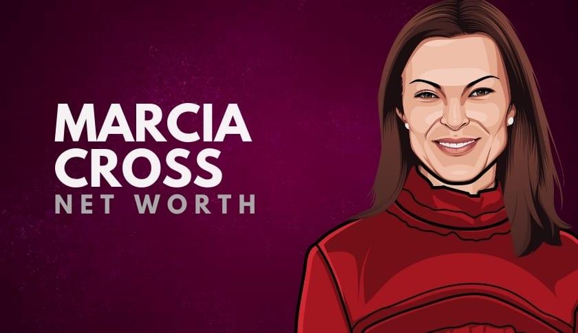 Marcia Cross Net Worth