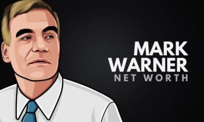 Mark Warner's Net Worth