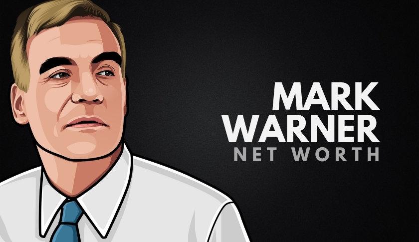Mark Warner Net Worth