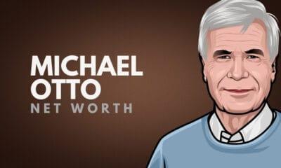 Michael Otto's Net Worth