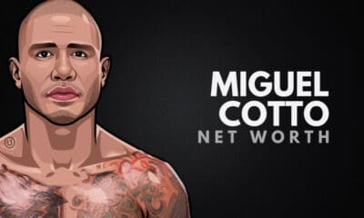 Miguel Cotto's Net Worth