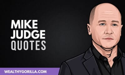40 Deep & Motivational Mike Judge Quotes