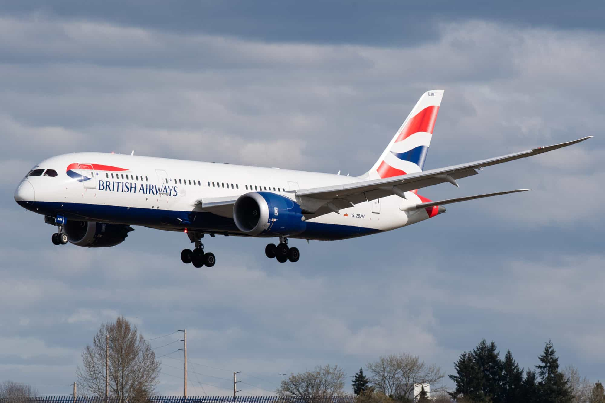 Most Expensive Airlines - British Airways