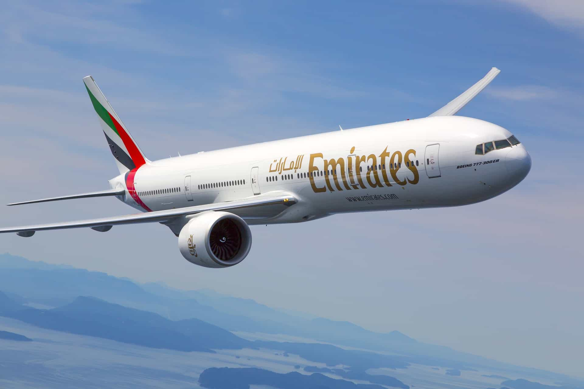 Most Expensive Airlines - Emirates