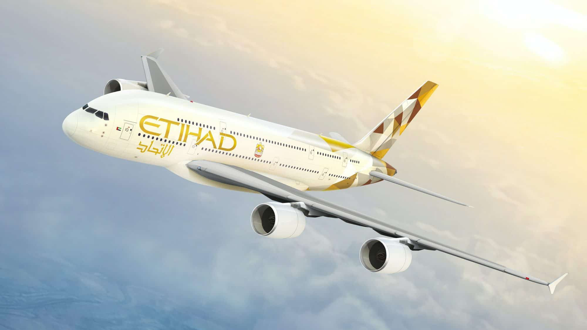 Most Expensive Airlines - Etihad