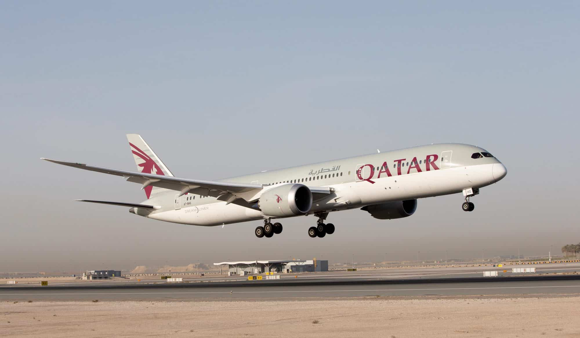 Most Expensive Airlines - Qatar Airways