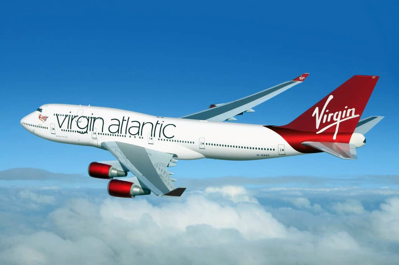 Most Expensive Airlines - Virgin Atlantic