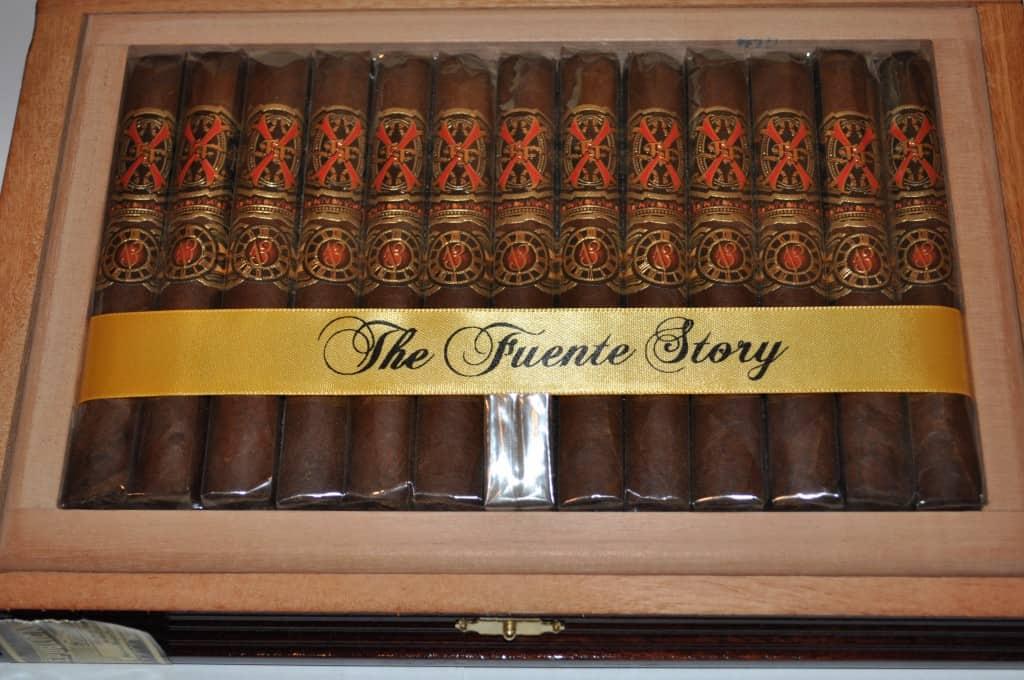 Most Expensive Cigars - Arturo Fuente Opus X - $30,000:Box