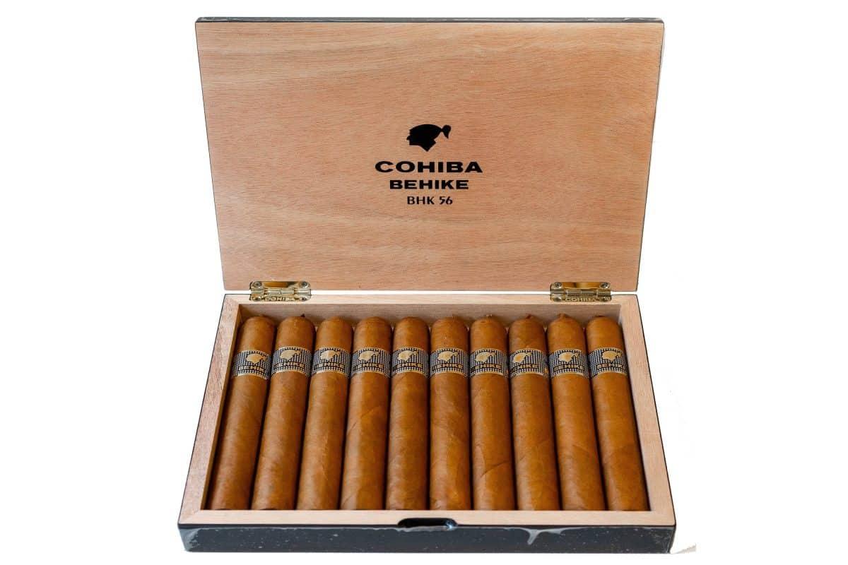 Most Expensive Cigars - Cohiba Behike Cigars - $470:Cigar