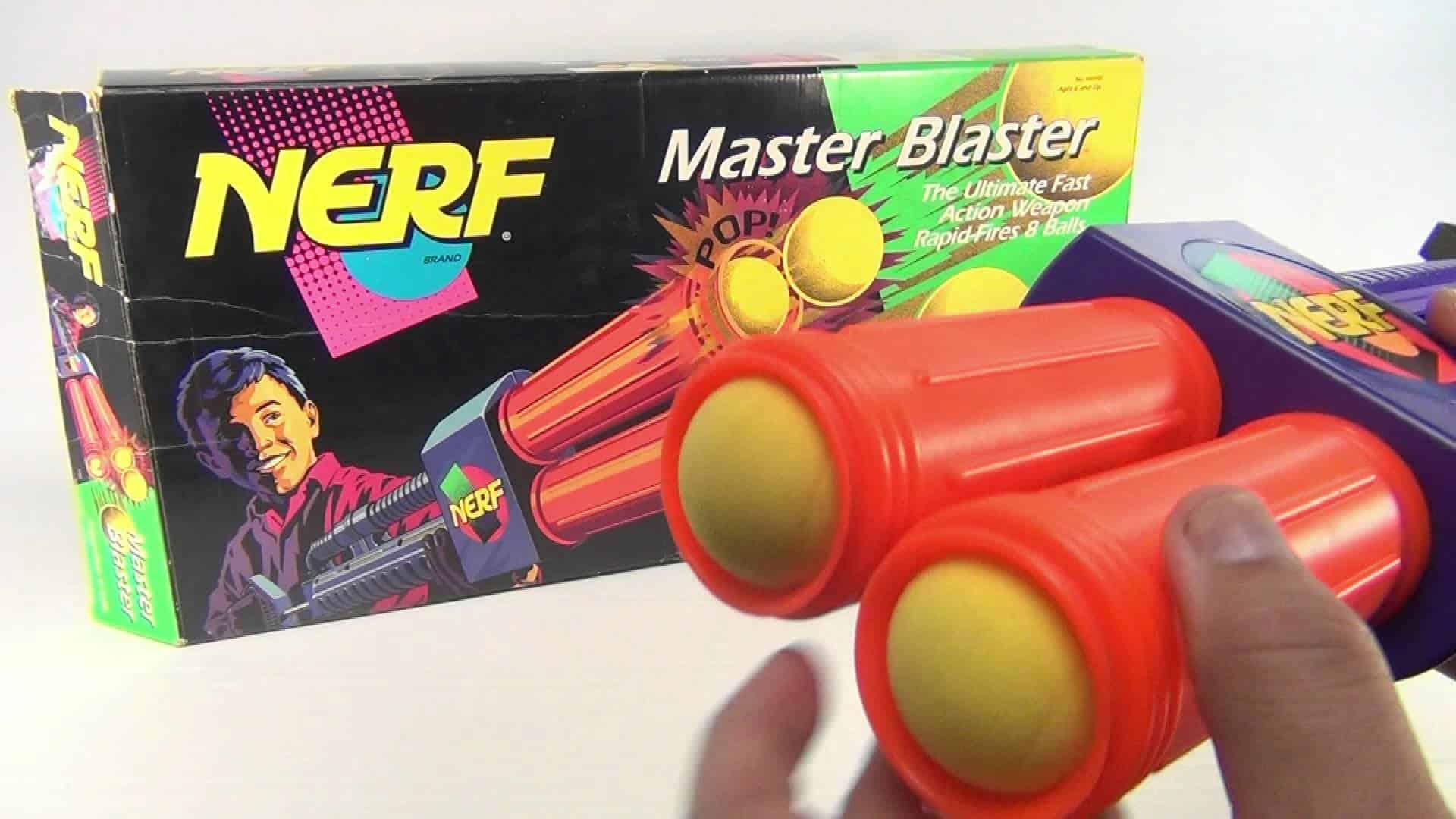 Most Expensive Nerf Guns - Nerf Master Blaster - $150