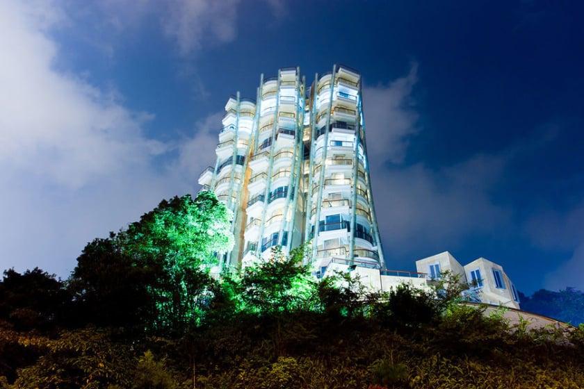 Most Expensive Penthouses - OPUS, Hong Kong - $66 Million