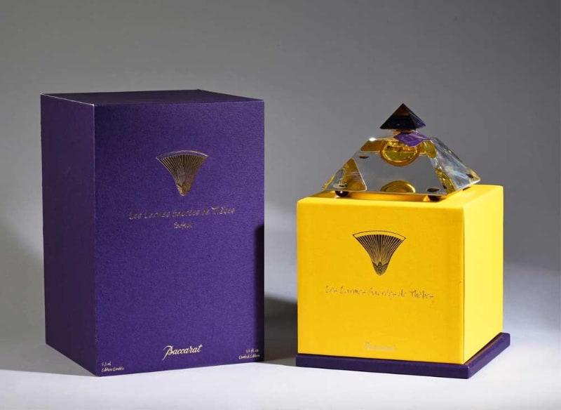 Most Expensive Perfumes - Baccarat Les Larmes Sacree de Thebes