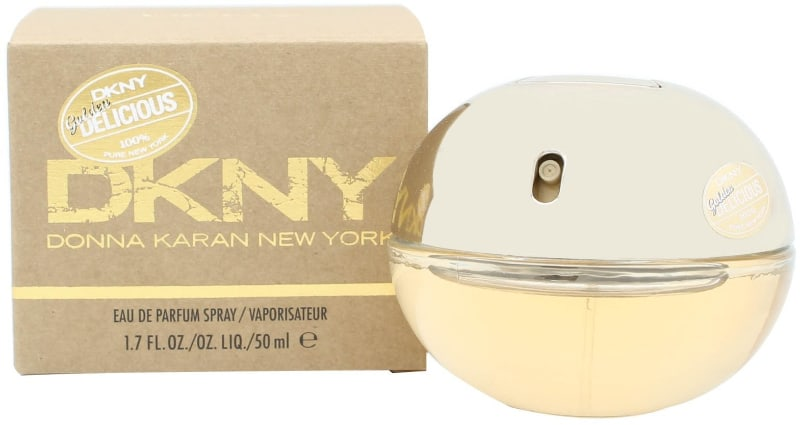 Most Expensive Perfumes - DKNY Golden Delicious