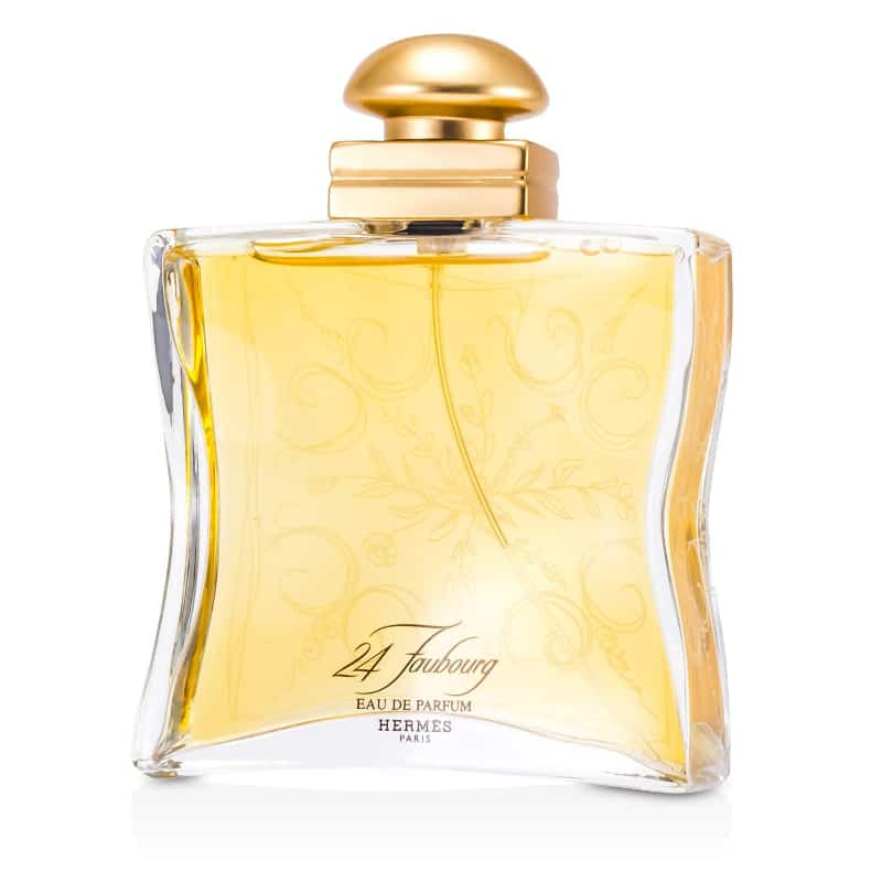 Most Expensive Perfumes - Hermes 24 Faubourg