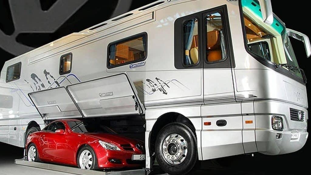 Most Expensive RVs - Featherlite Vantare Platinum Plus - $2.5 million