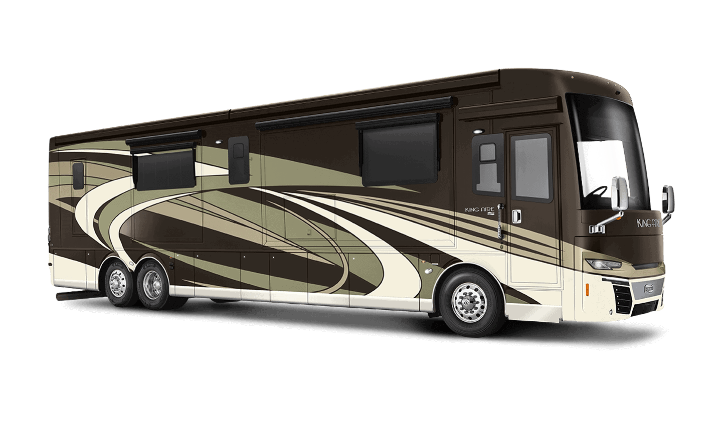 Most Expensive RVs - Newmar King Aire - $738,745