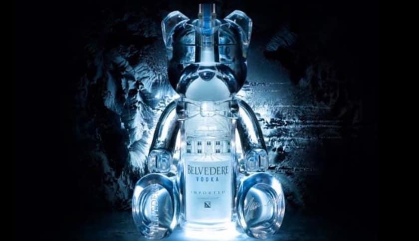 Most Expensive Vodkas - Belver Bears Belvedere Vodka - $7,240